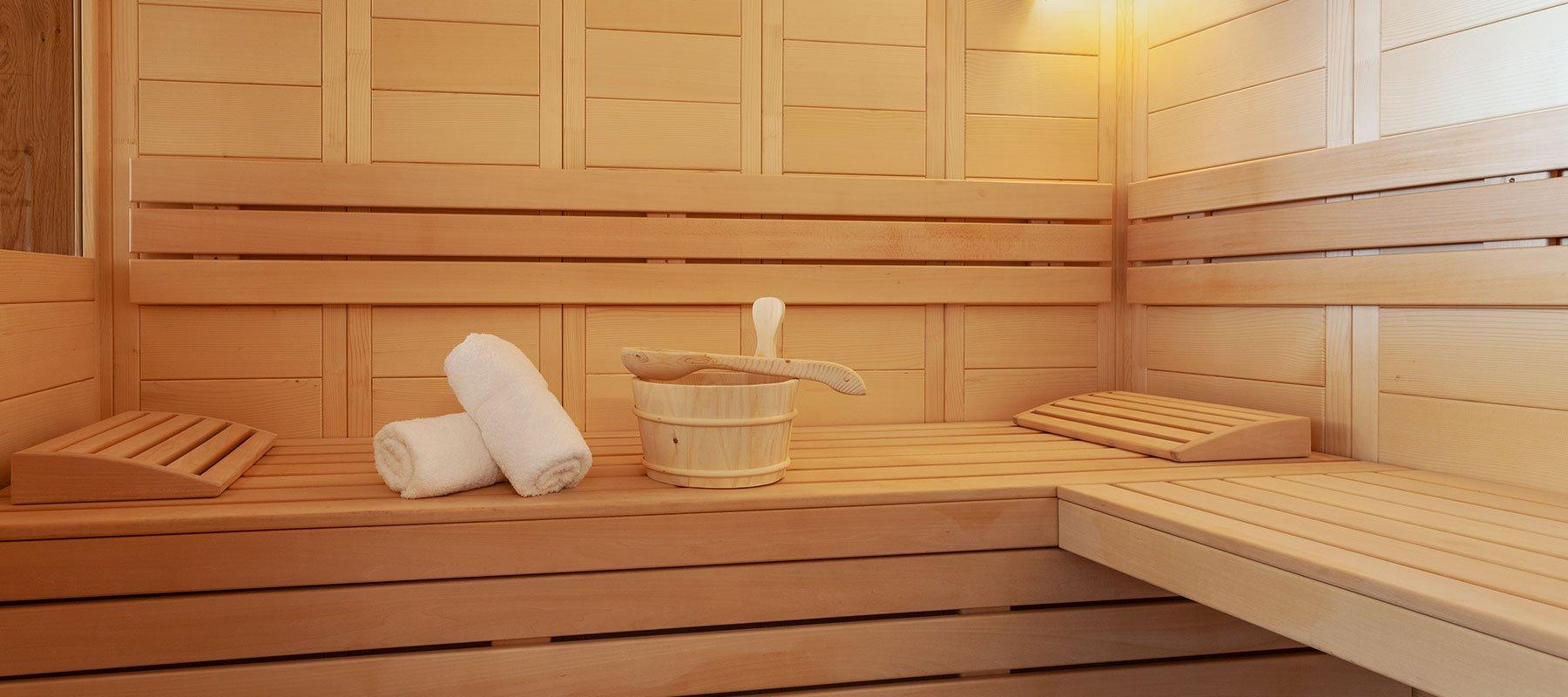 Saunawelt im Zimba-Spa